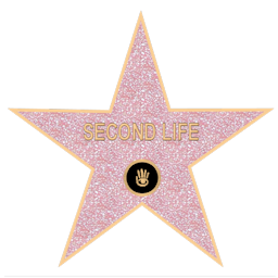 Star For Second Life On The Walk Of Fame Romance In